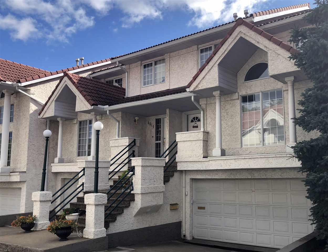 MLS® listing #E4158438 for sale located at 4616 151 Street