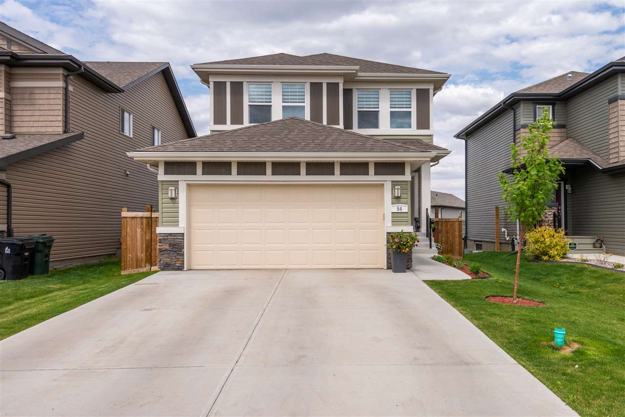 MLS® listing #E4158439 for sale located at 54 Meadowland Way