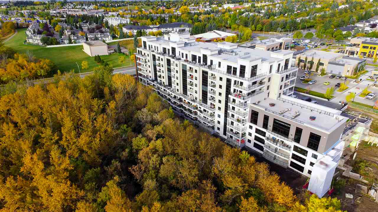 MLS® listing #E4158446 for sale located at 418 200 Bellerose Drive