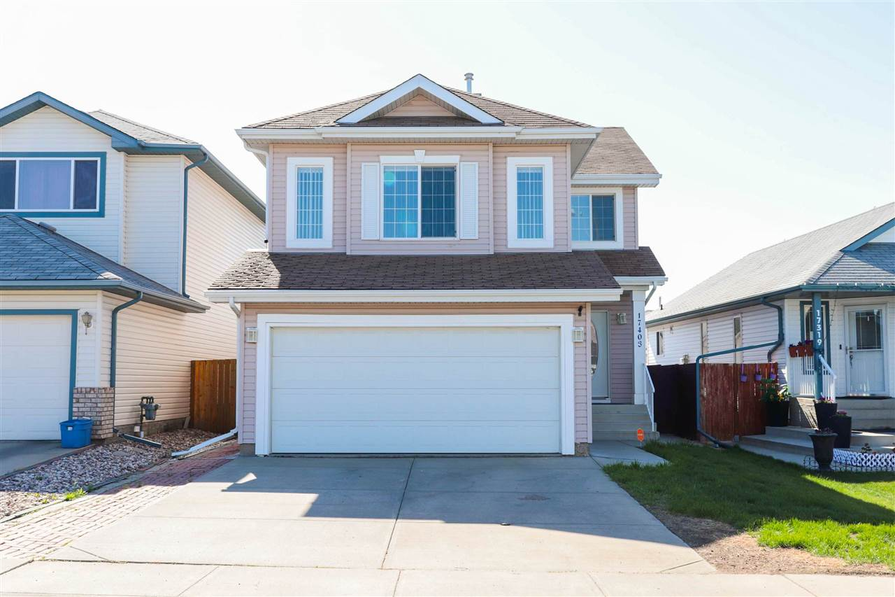 MLS® listing #E4158459 for sale located at 17403 85 Street