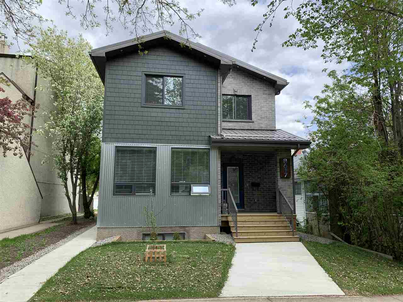 MLS® listing #E4158461 for sale located at 8617 108A Street