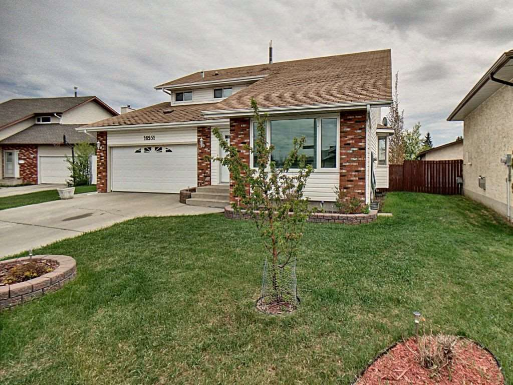 MLS® listing #E4158468 for sale located at 16551 116 Street