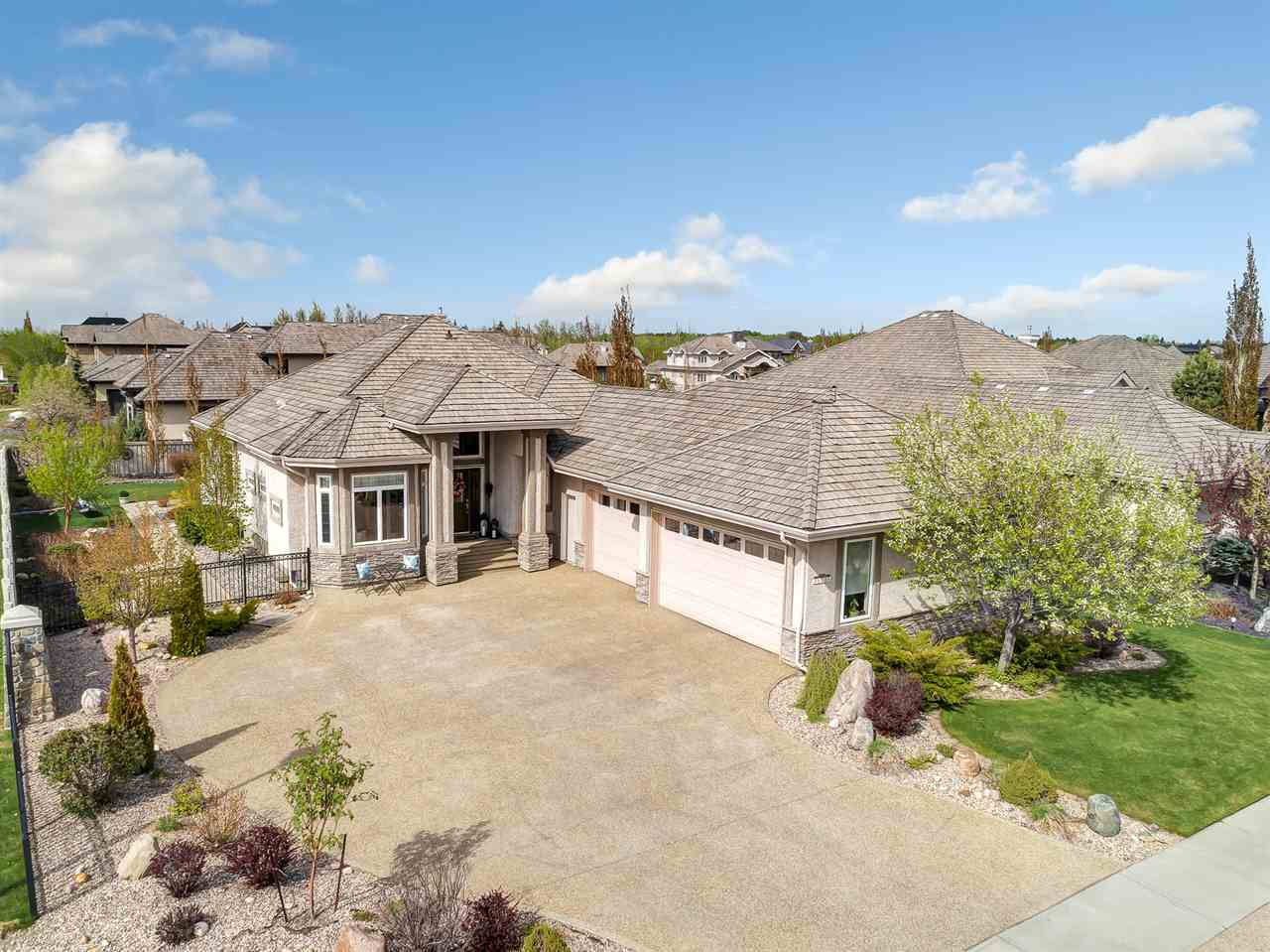 MLS® listing #E4158469 for sale located at 510 52328 RGE RD 233
