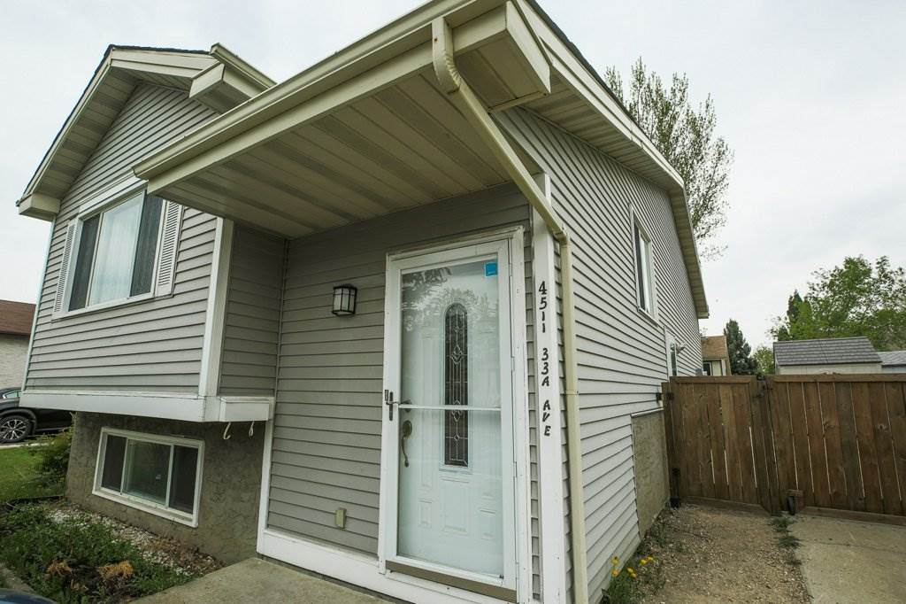 MLS® listing #E4158472 for sale located at 4511 33A Avenue