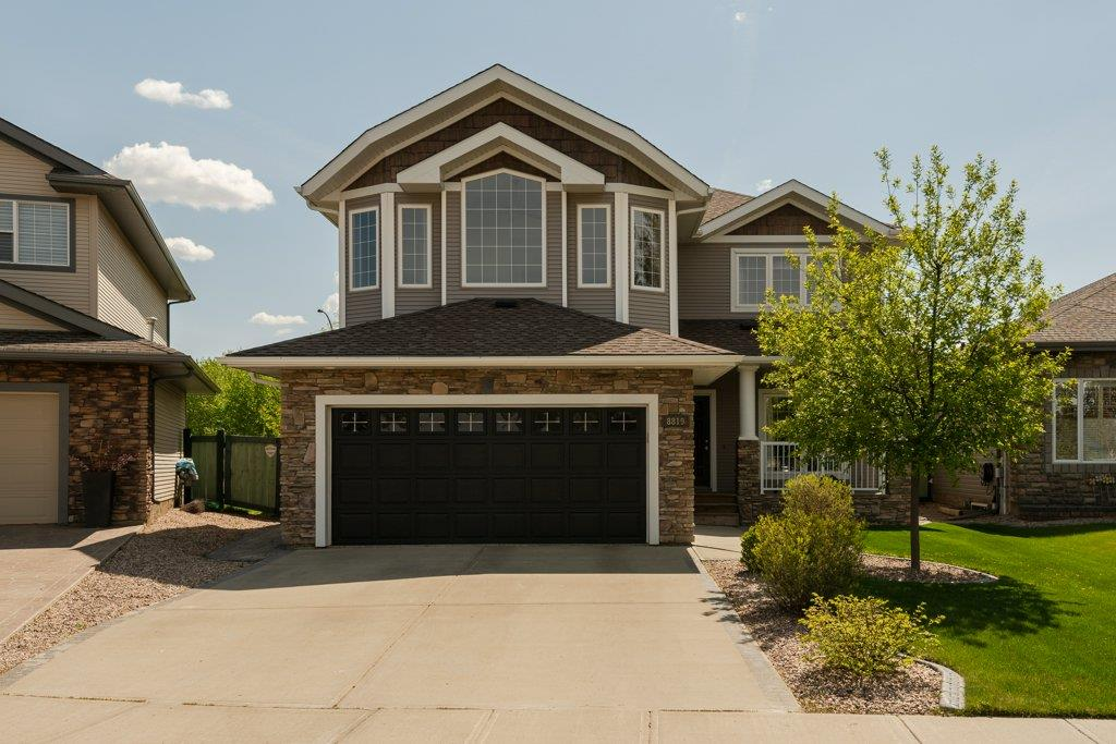 MLS® listing #E4158483 for sale located at 8819 207 Street