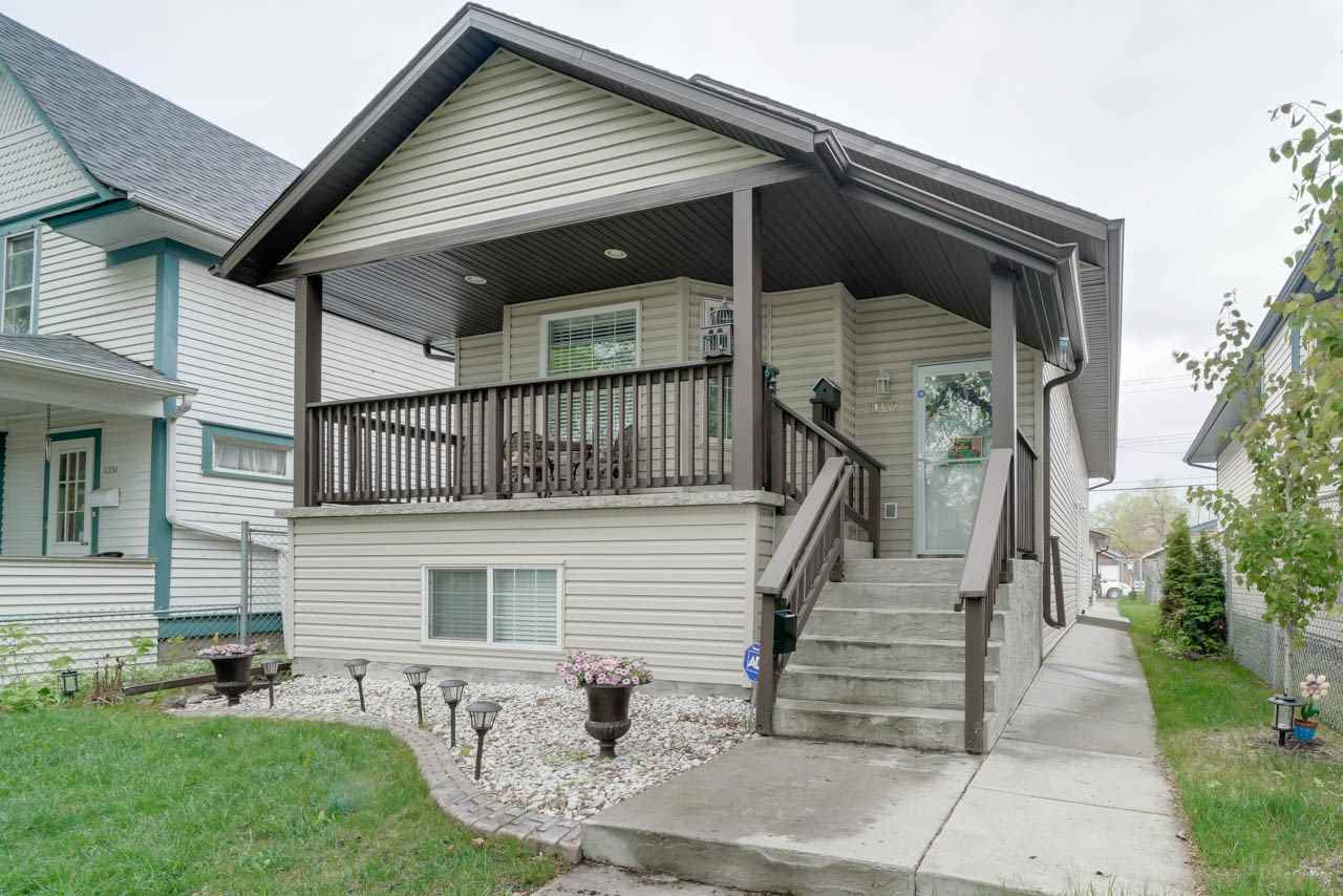 MLS® listing #E4158489 for sale located at 11332 96 Street