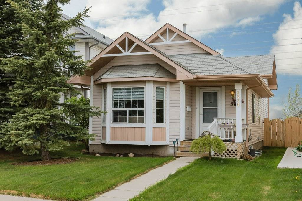MLS® listing #E4158490 for sale located at 3830 24 Street