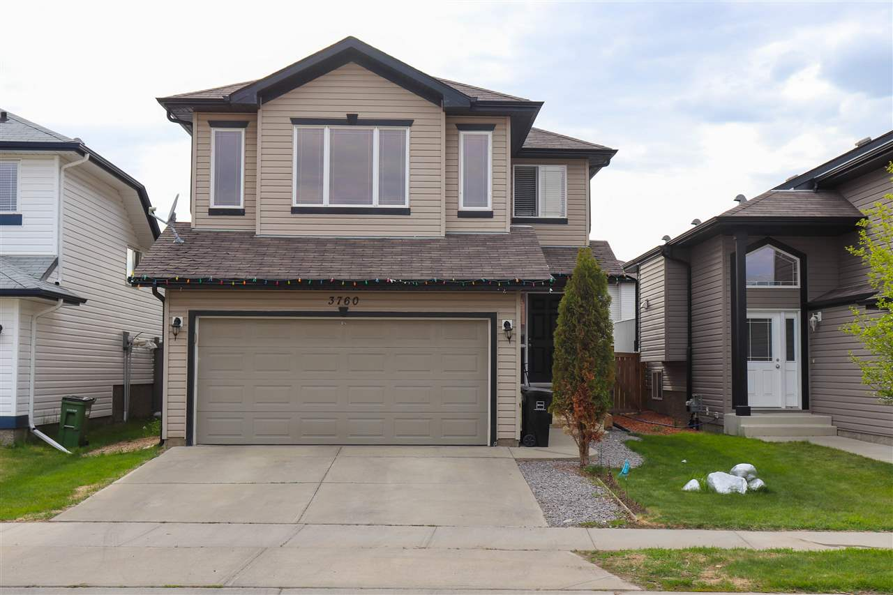 MLS® listing #E4158503 for sale located at 3760 12 Street