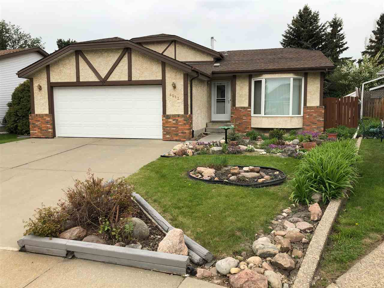 MLS® listing #E4158516 for sale located at 4012 103B Street