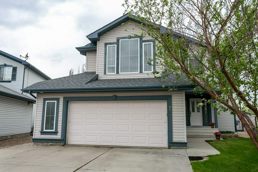 MLS® listing #E4158518 for sale located at 5 Huot Place