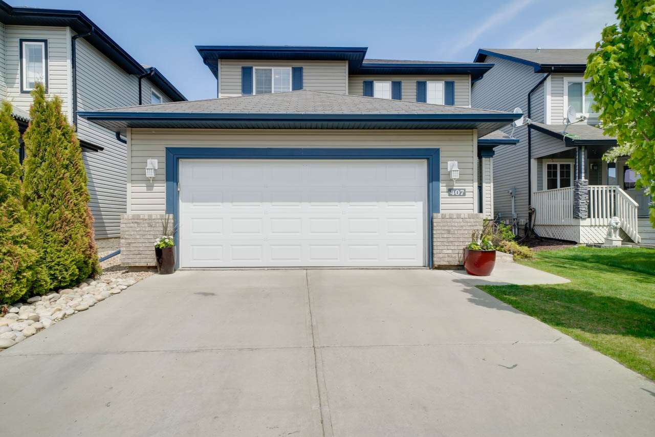 MLS® listing #E4158525 for sale located at 407 FOXTAIL Link
