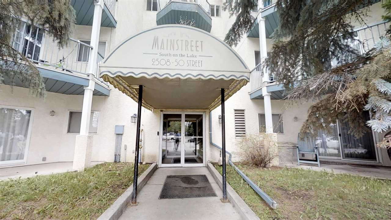 MLS® listing #E4158552 for sale located at 113 2508 50 Street NW