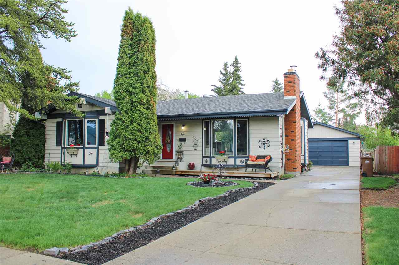 MLS® listing #E4158562 for sale located at 21 LONGVIEW Crescent