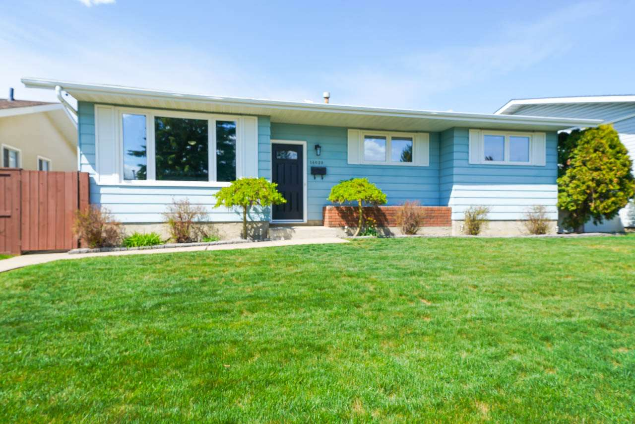 MLS® listing #E4158563 for sale located at 14620 114 Street
