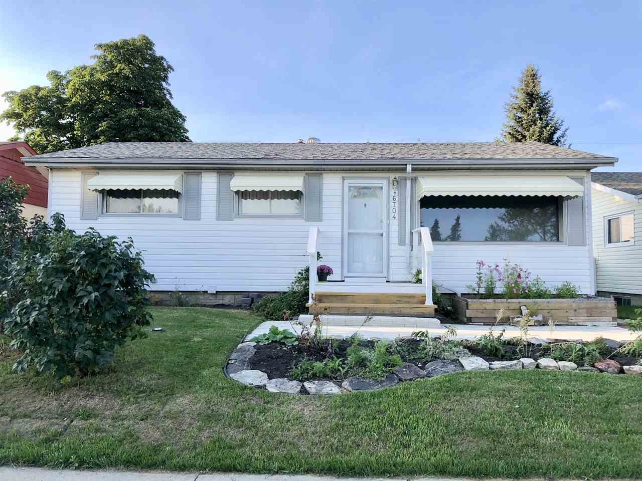 MLS® listing #E4158576 for sale located at 6704 132 Avenue