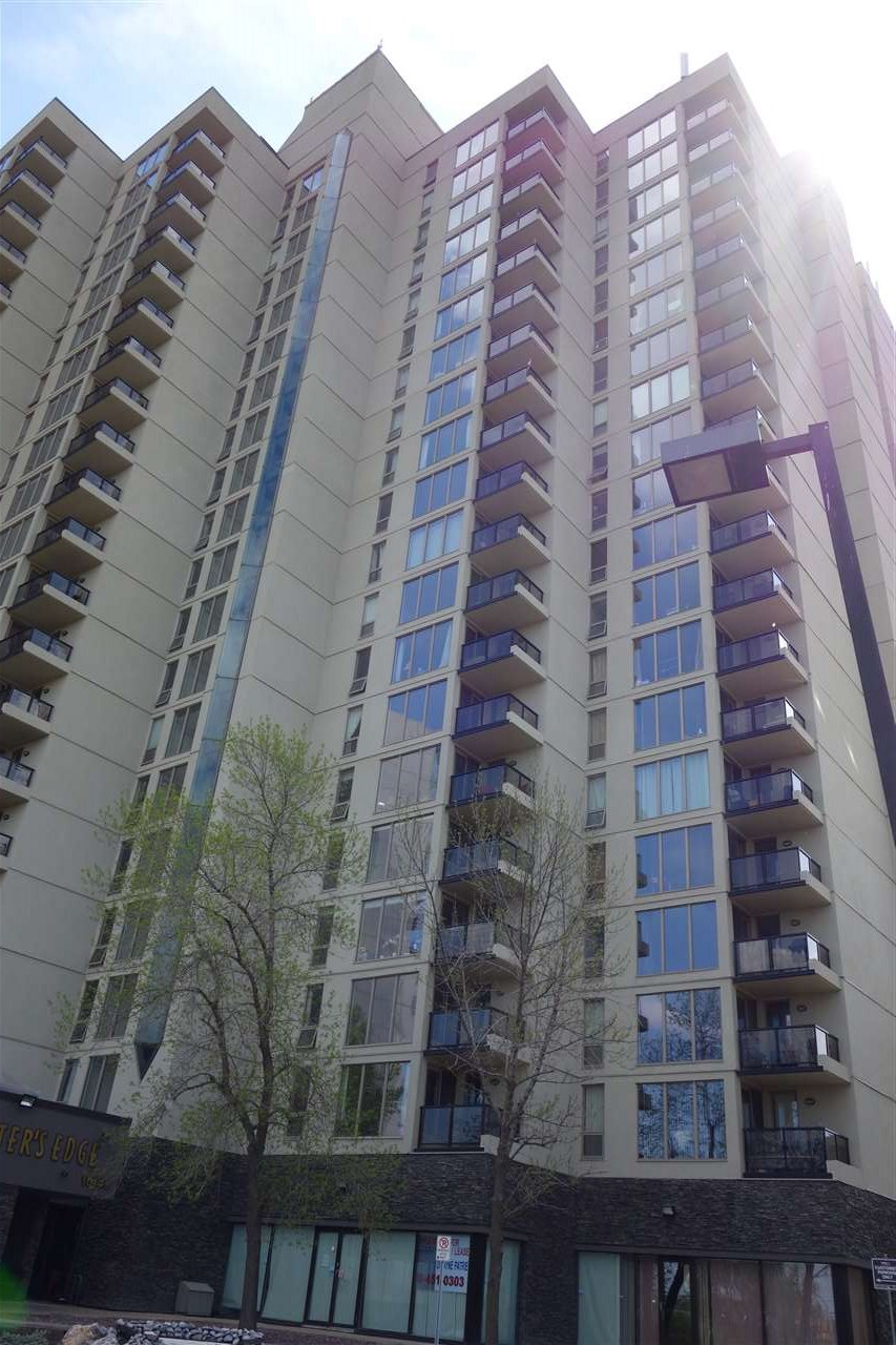 MLS® listing #E4158579 for sale located at 703 10149 SASKATCHEWAN Drive