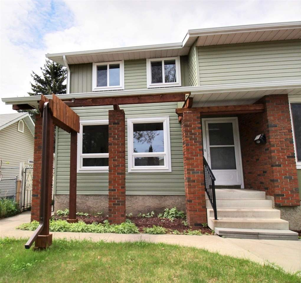 MLS® listing #E4158582 for sale located at 11836 122 Street