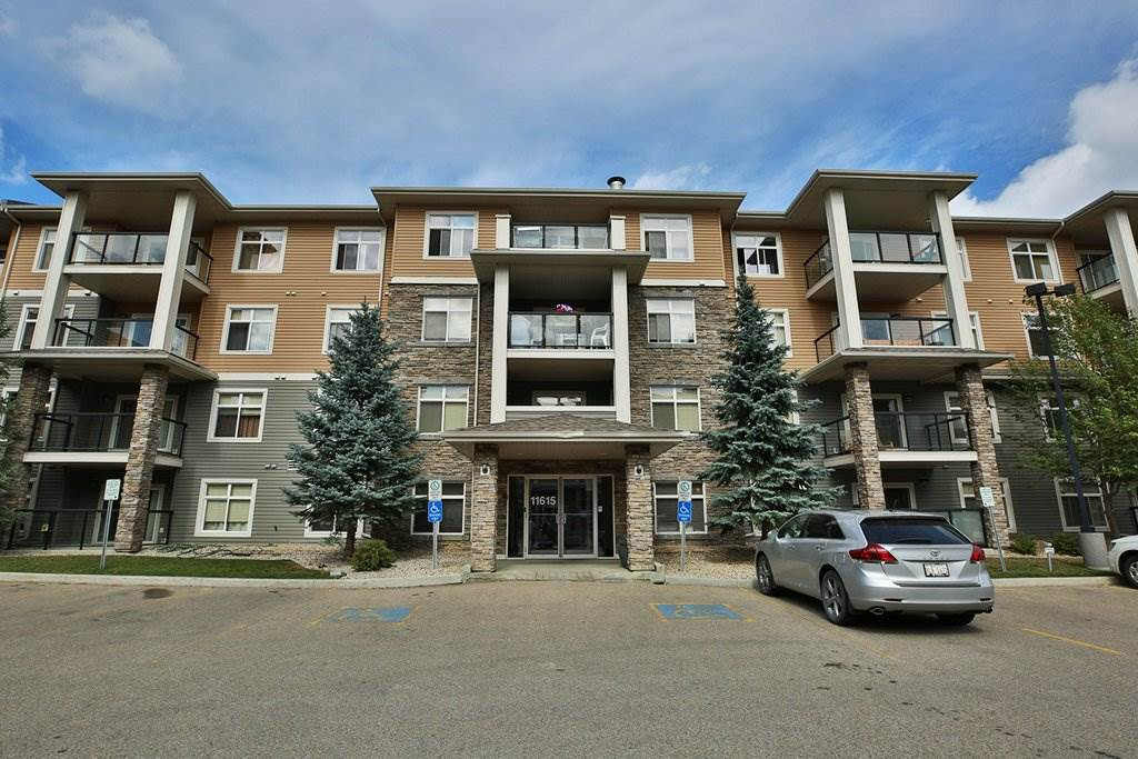 MLS® listing #E4158597 for sale located at 107 11615 Ellerslie Rd