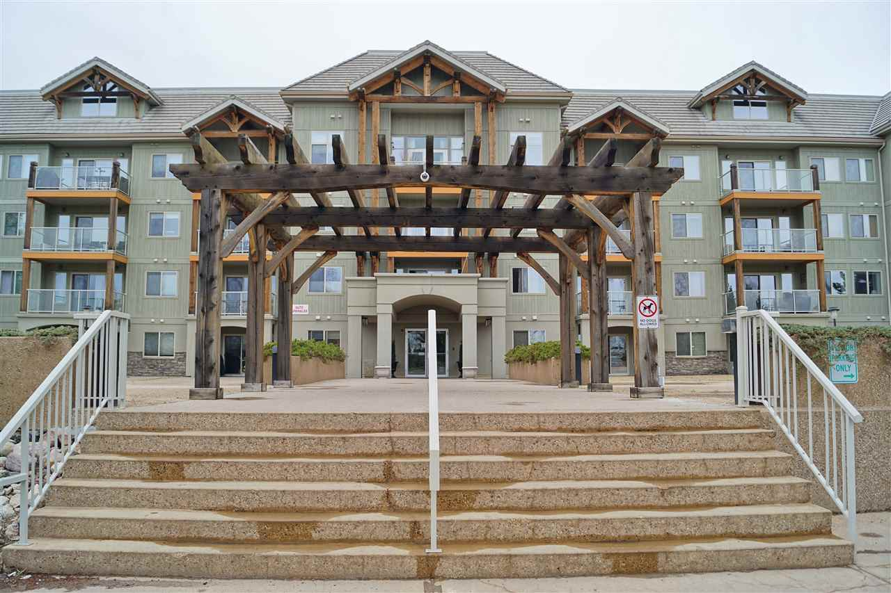 MLS® listing #E4158633 for sale located at 205 278 SUDER GREENS Drive