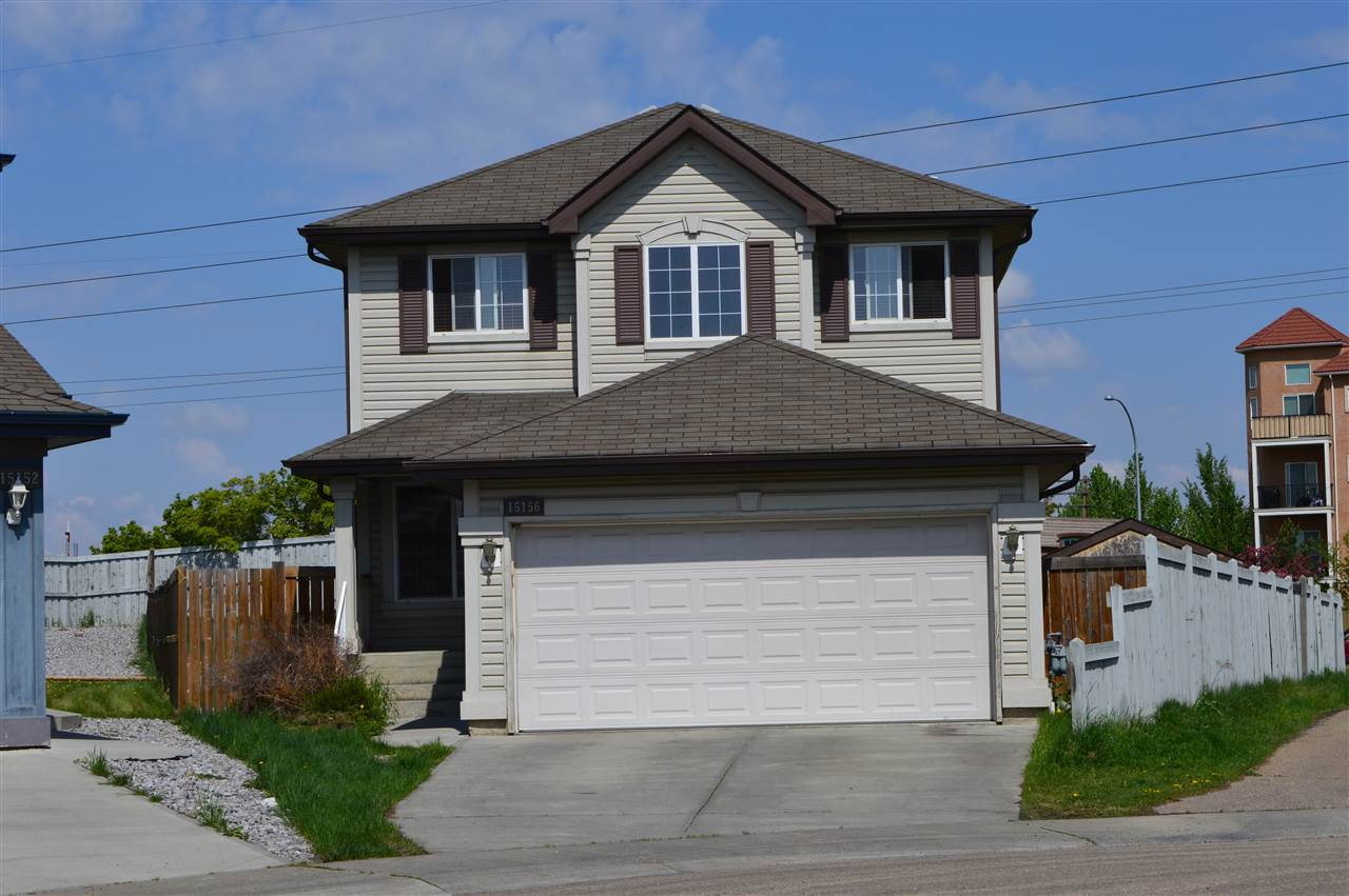 MLS® listing #E4158646 for sale located at 15156 141 Street