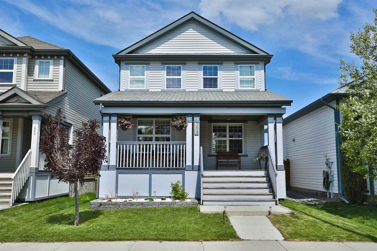 MLS® listing #E4158648 for sale located at 258 SOUTHWICK Way