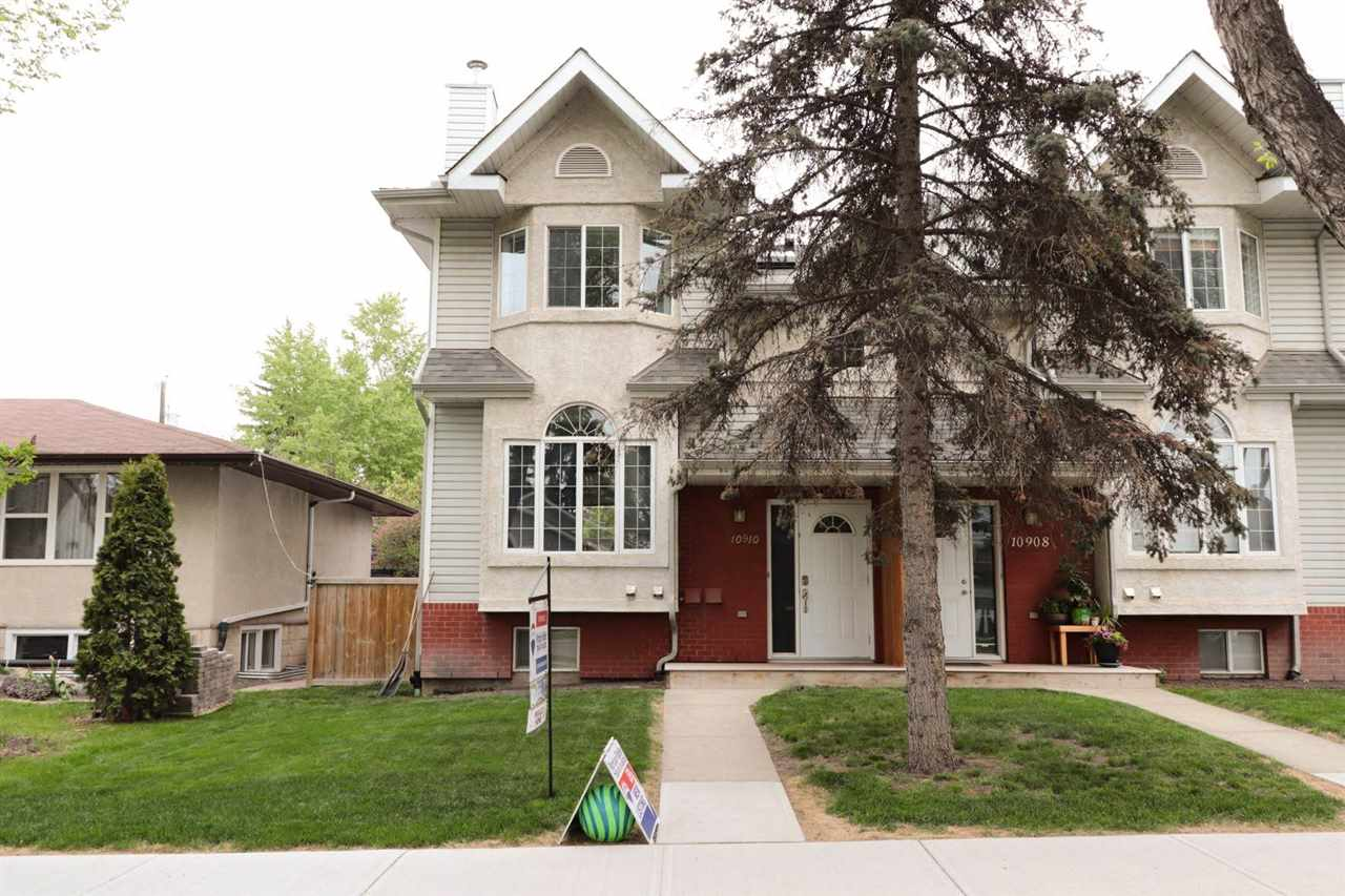 MLS® listing #E4158658 for sale located at 10910 73 Avenue