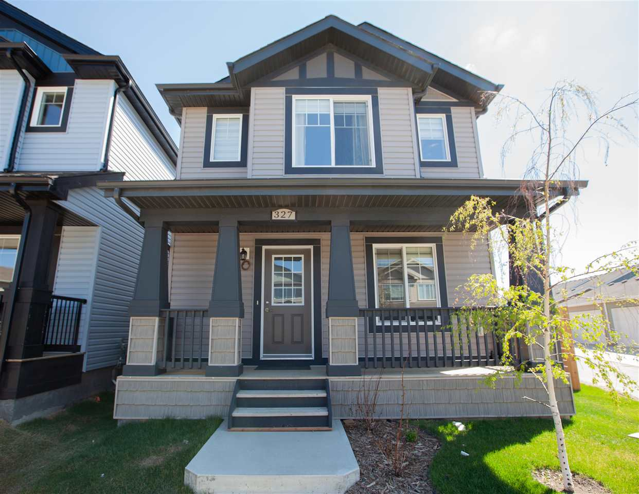 MLS® listing #E4158696 for sale located at 327 42 Avenue