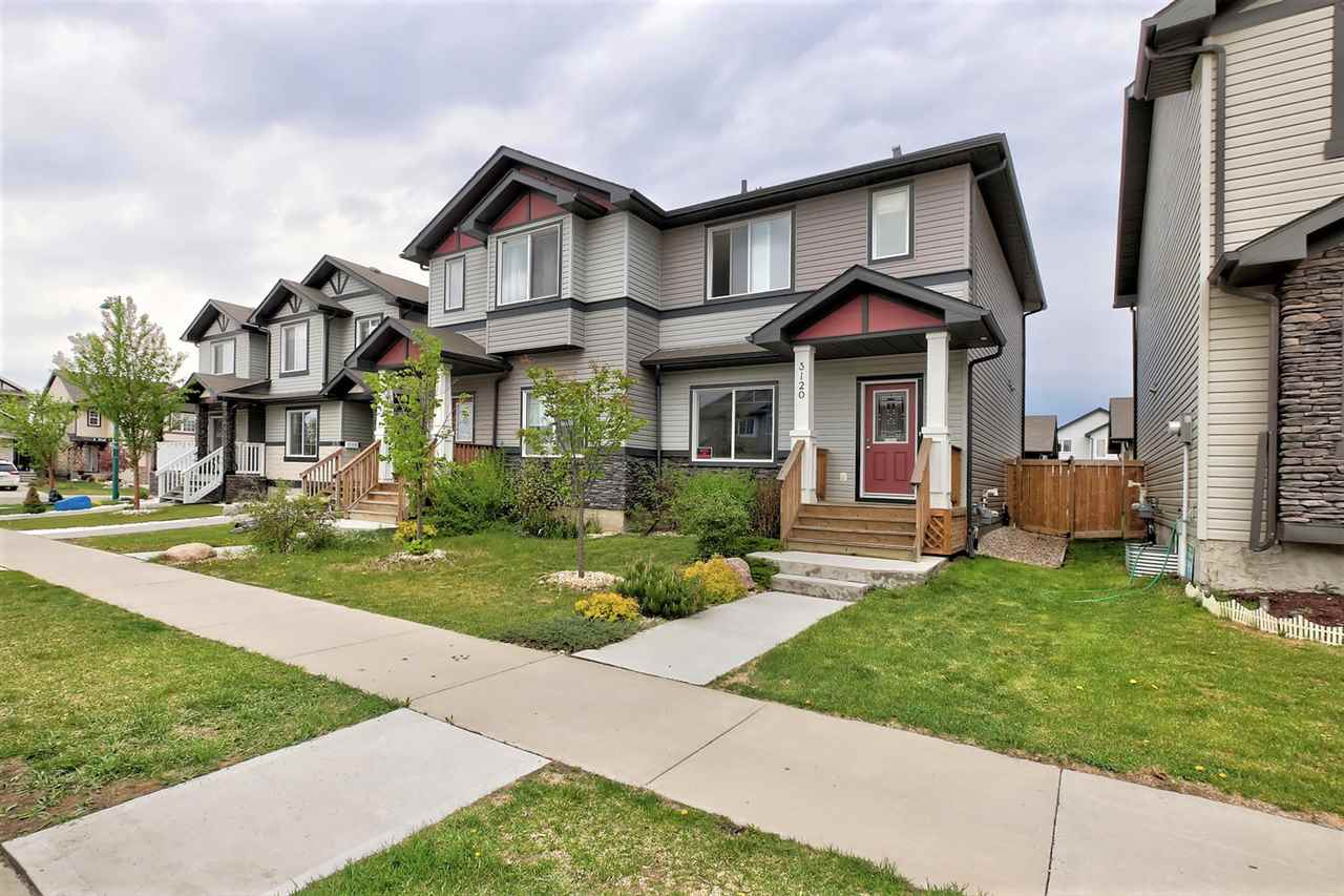 MLS® listing #E4158738 for sale located at 3120 17 Avenue