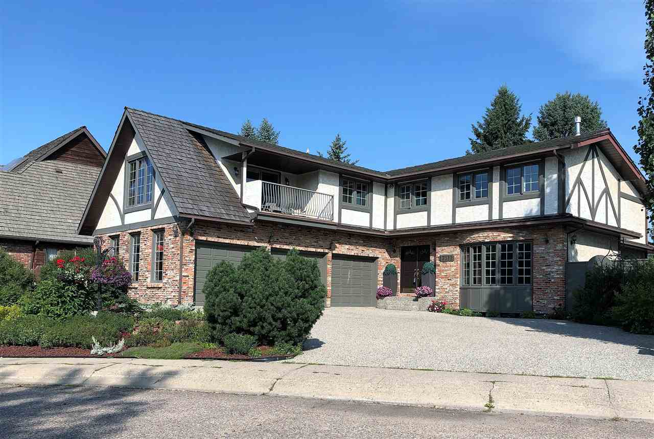 MLS® listing #E4158865 for sale located at 17512 53 Avenue NW