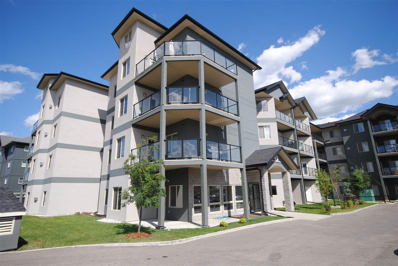 MLS® listing #E4158899 for sale located at 302 16235 51 Street