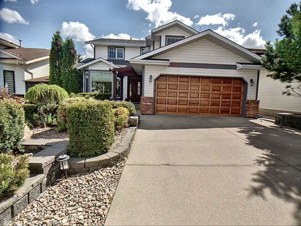 MLS® listing #E4158938 for sale located at 6419 152B Avenue