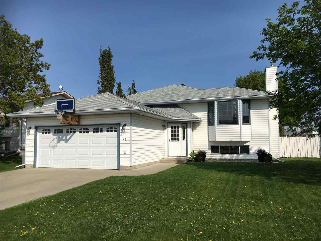 MLS® listing #E4158956 for sale located at 42 Parkview Crescent