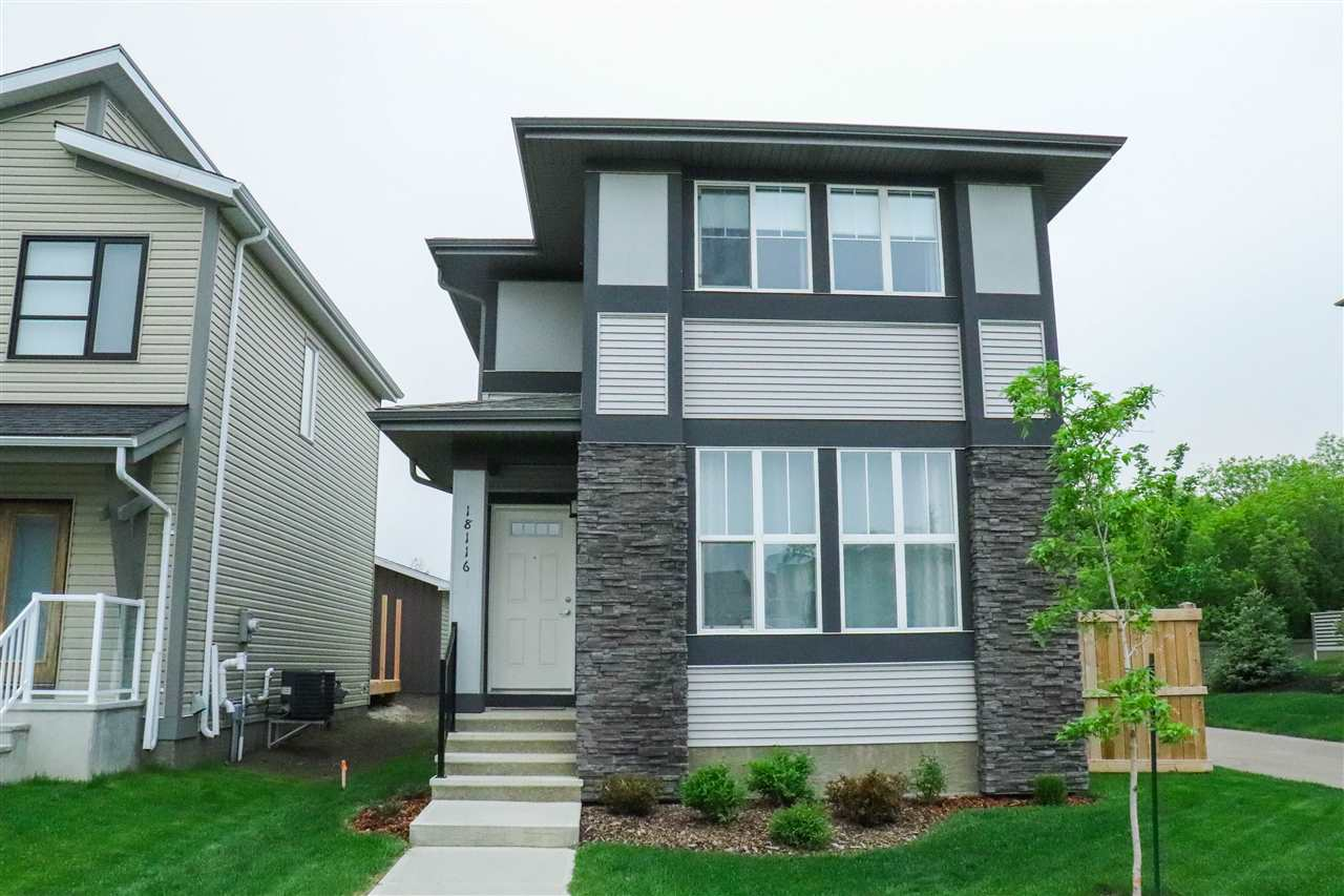 MLS® listing #E4158977 for sale located at 18116 78 Street