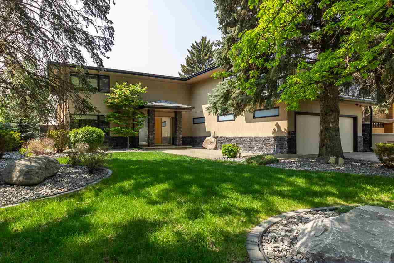 MLS® listing #E4159035 for sale located at 8610 SASKATCHEWAN Drive