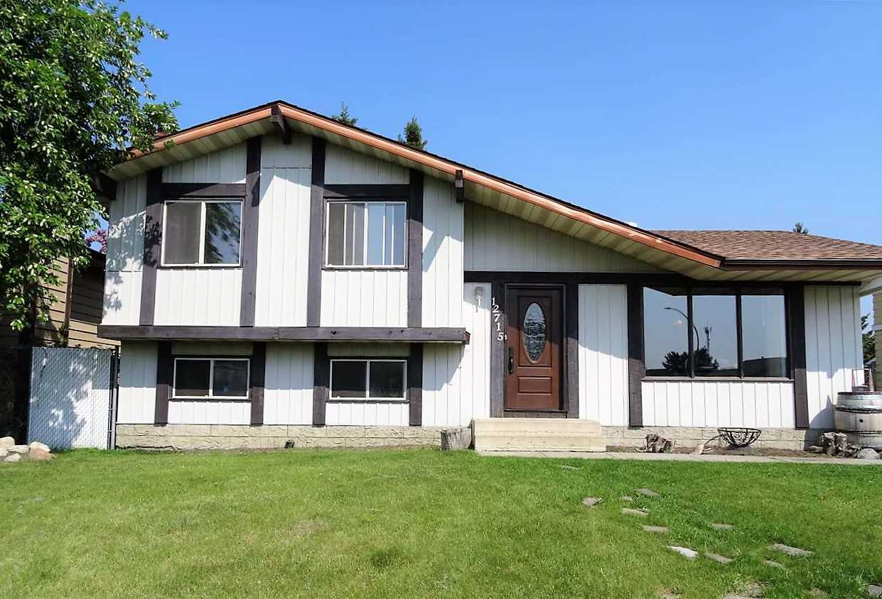 MLS® listing #E4159115 for sale located at 12715 47 Street NW