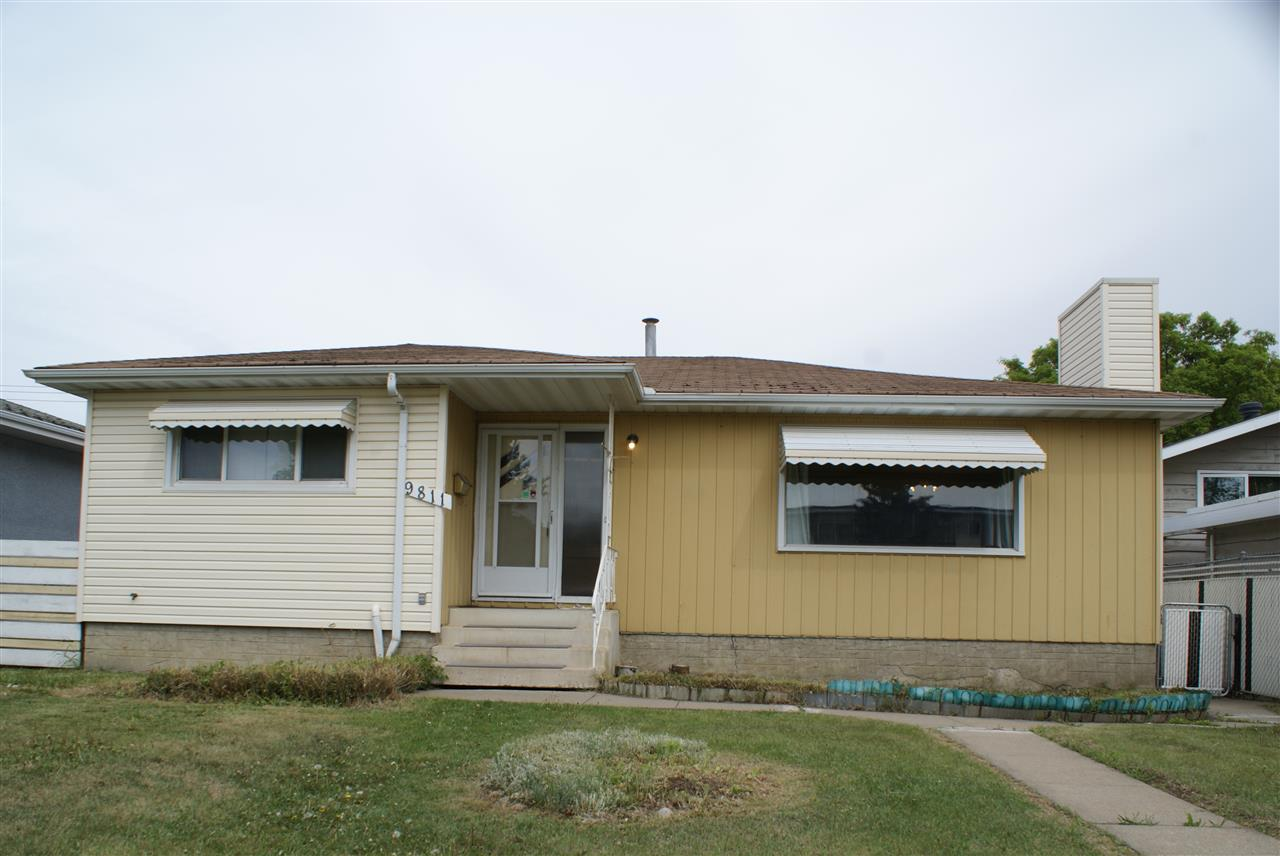 MLS® listing #E4159132 for sale located at 9811 149 Street