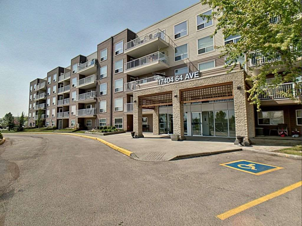 MLS® listing #E4159160 for sale located at 228 17404 64 Avenue