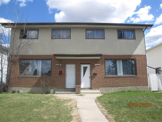 MLS® listing #E4159241 for sale located at 12715 12717 94 Street