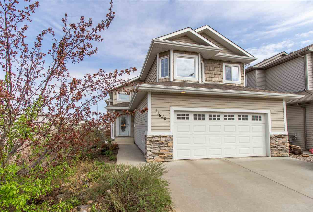 MLS® listing #E4159245 for sale located at 11840 171 Avenue
