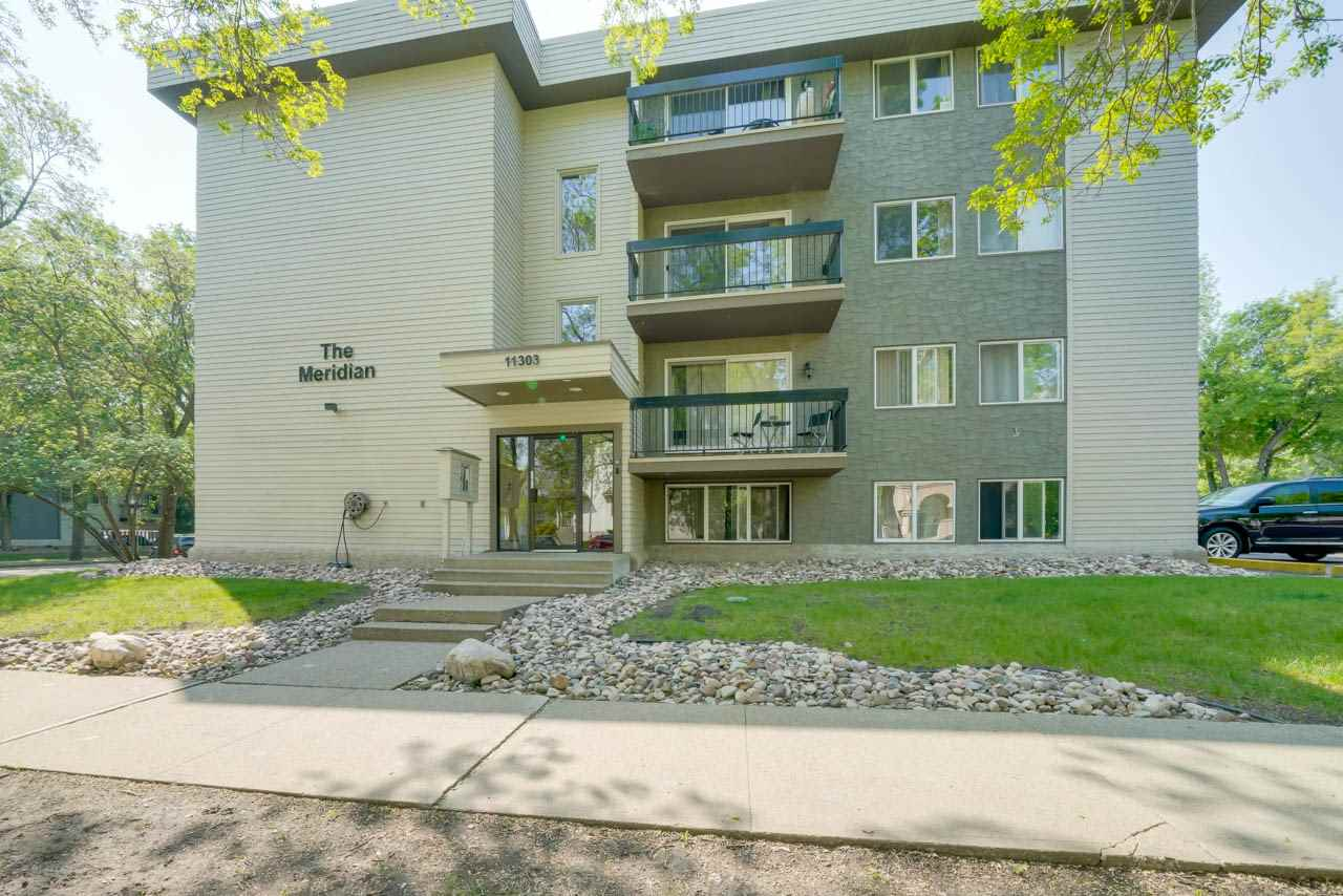MLS® listing #E4159299 for sale located at 302 11303 103 Avenue