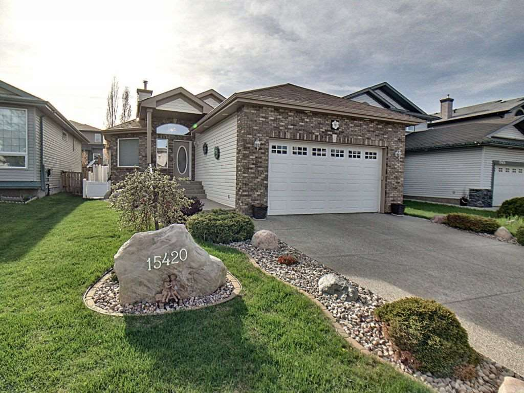 MLS® listing #E4159309 for sale located at 15420 47 Street