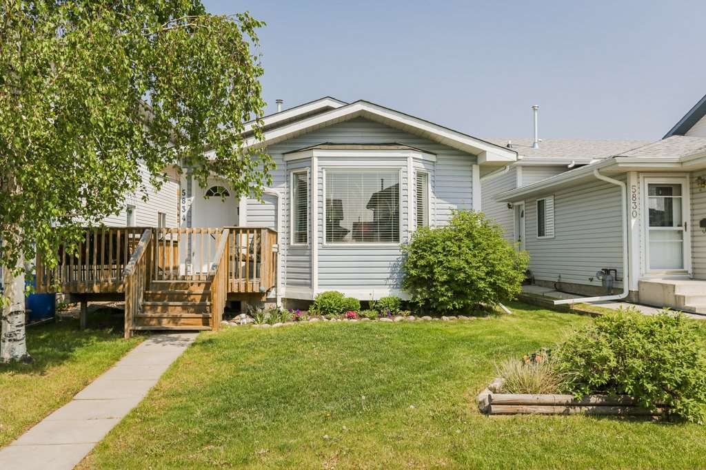 MLS® listing #E4159328 for sale located at 5834 162A Avenue NW