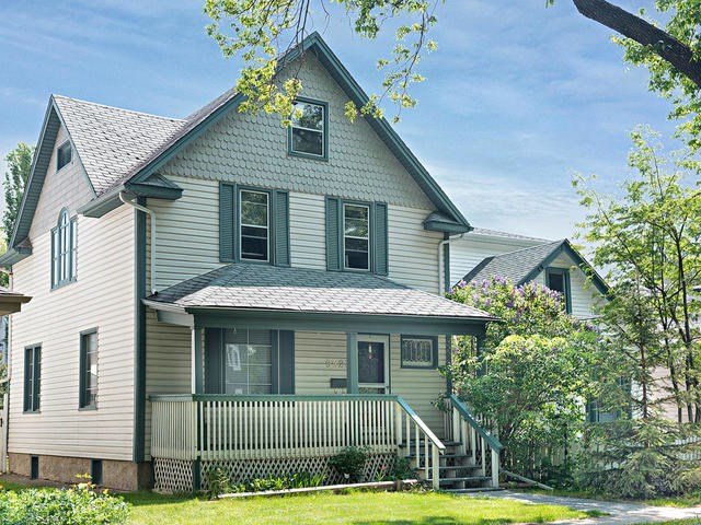 MLS® listing #E4159332 for sale located at 9523 100A Street
