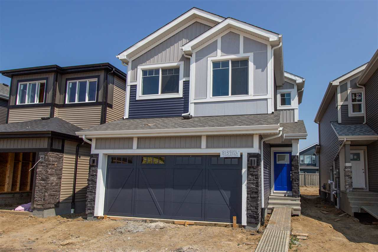 MLS® listing #E4159341 for sale located at 8139 226 Street