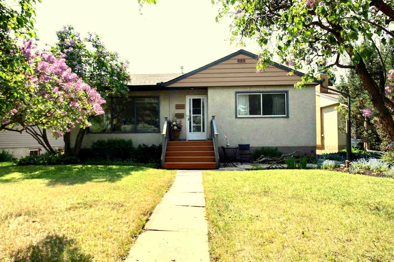 MLS® listing #E4159394 for sale located at 14443 107A Avenue