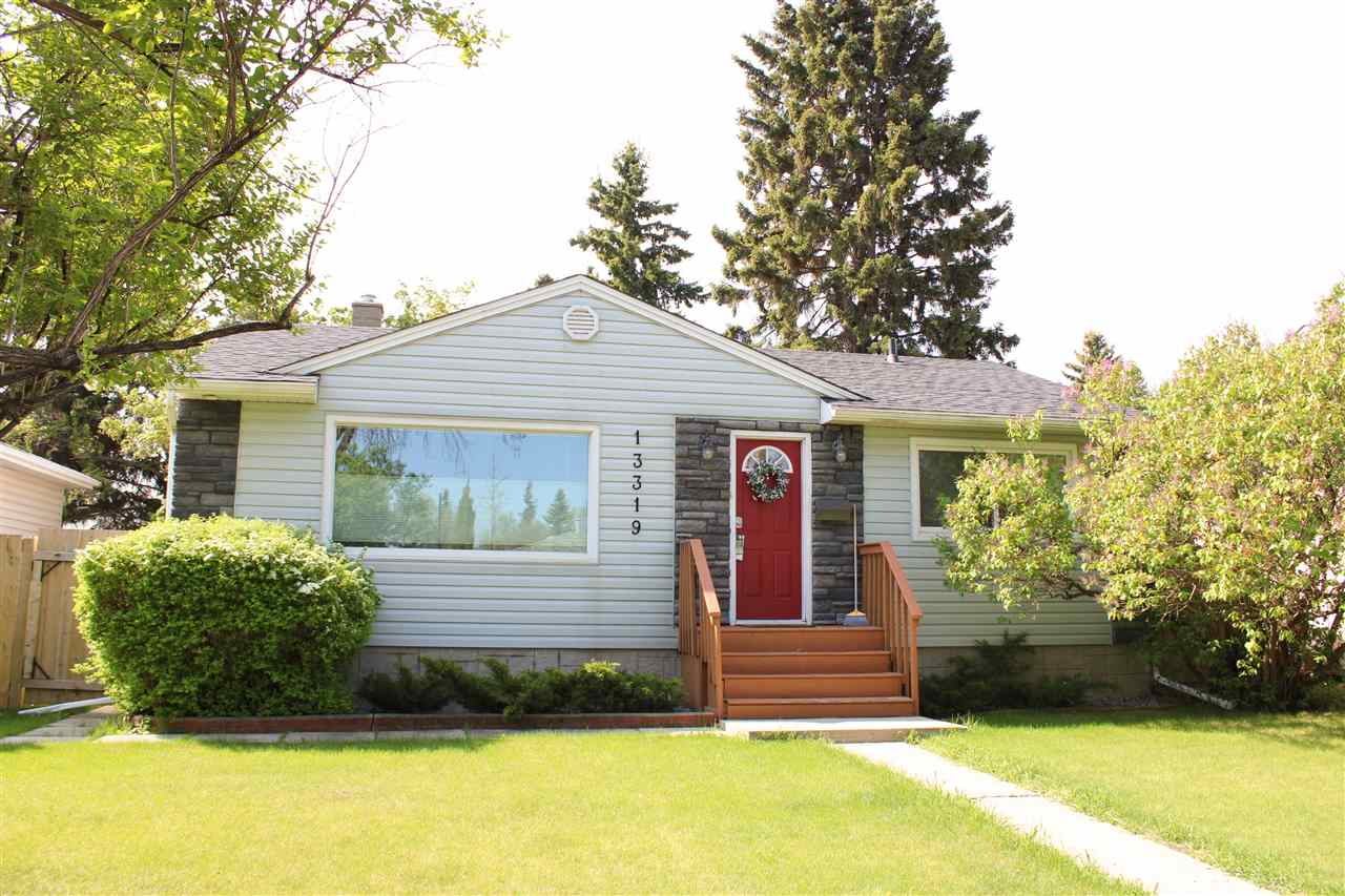 MLS® listing #E4159397 for sale located at 13319 110 Avenue