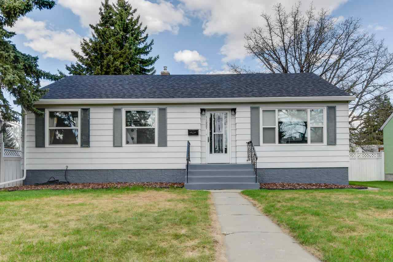 MLS® listing #E4159425 for sale located at 11227 61 Street