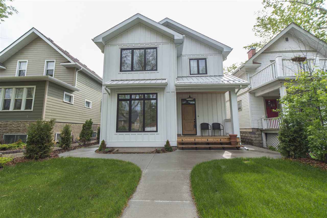 MLS® listing #E4159433 for sale located at 10641 126 Street