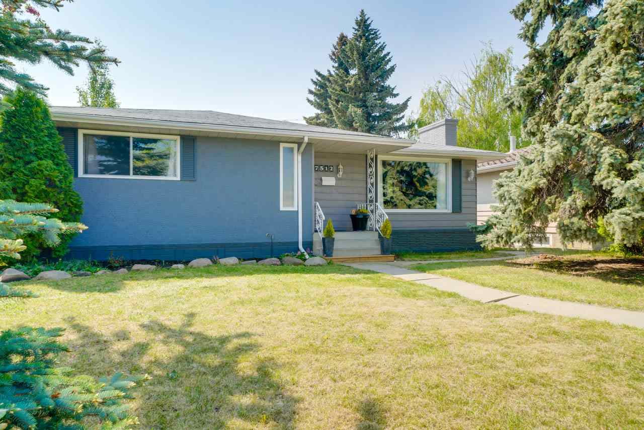 MLS® listing #E4159488 for sale located at 7512 80 Street