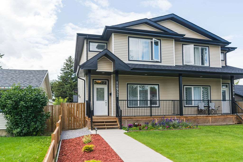 MLS® listing #E4159516 for sale located at 12932 85 Street